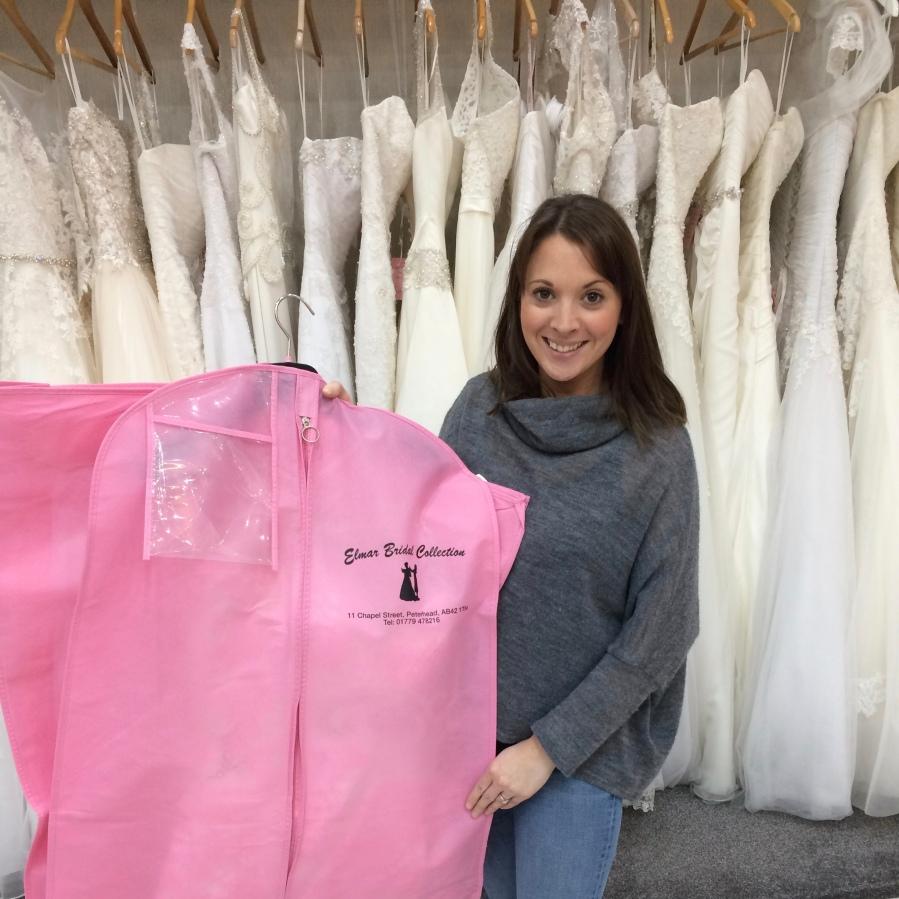 My Top 3 Aberdeenshire BridalShops!
