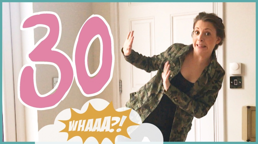What you need to know about turning 30!